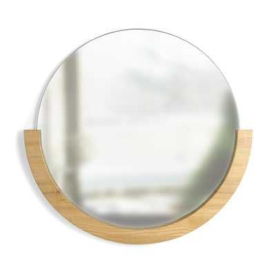 Mira Wall Mirror - Wayfair