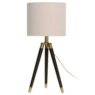 Table Lamp Brown (Includes Light Bulb) - StyleCraft - Target
