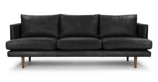 Burrard Bella Black Sofa - Article