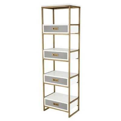 Ariadne Standard Bookcase - Wayfair