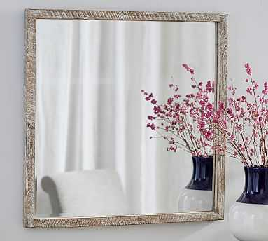 Foundry Mirror, Square - Pottery Barn