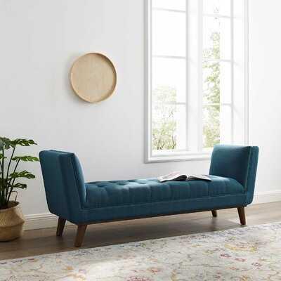 Tamela Upholstered Bench - Wayfair