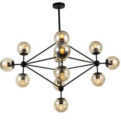 Dortch 15-Light Sputnik Chandelier - Wayfair