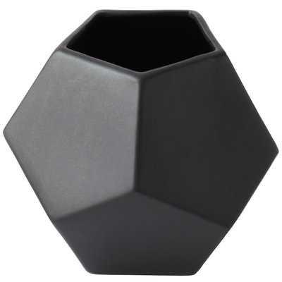 Crist Faceted Table Vase - AllModern