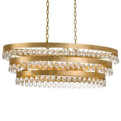 Kolby 6-Light Crystal Chandelier - Wayfair