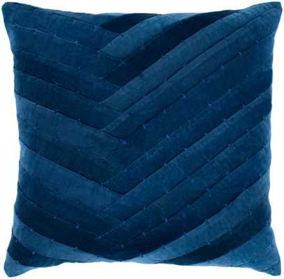 "Aviana - 20"" x 20"" Pillow Kit, down insert - Neva Home"
