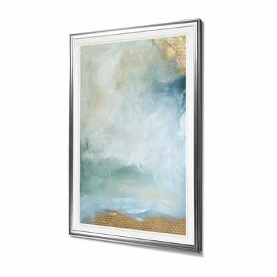 'ImprintIII tif' Framed Print Paper - Wayfair