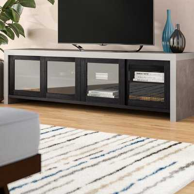 "Behan Transitional 70.86"" TV Stand - Wayfair"
