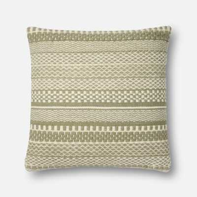 PILLOWS - SAGE / IVORY - Loma Threads