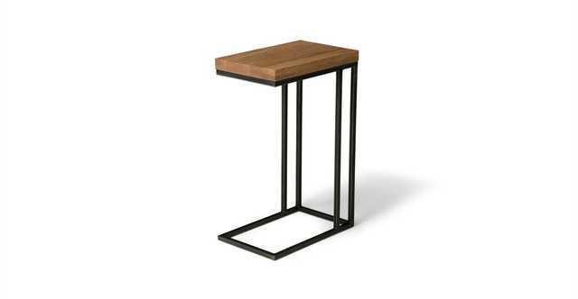 Taiga Oak Side Table - Article