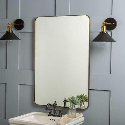 Leverett Wall Mirror - AllModern