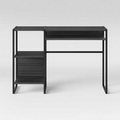 Paulo Open Desk Weathered Smoke Gray - Project 62 - Target