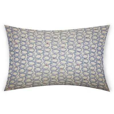 Daisy Lumbar Pillow - Wayfair