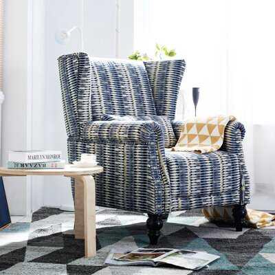 Herrington Accent Wingback Chair - Wayfair