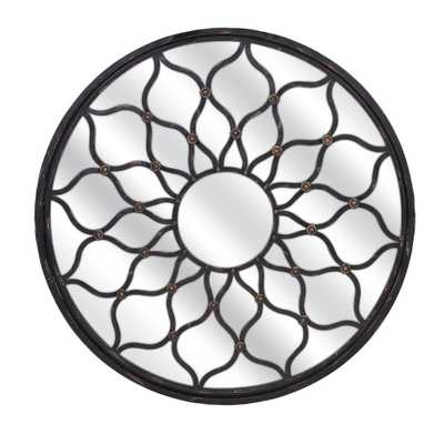 Madison Wall Mirror - Home Depot