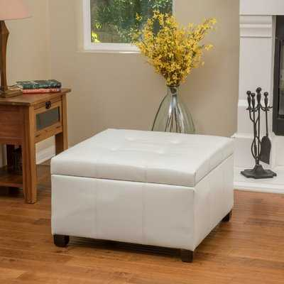 Massey Storage Ottoman - Wayfair