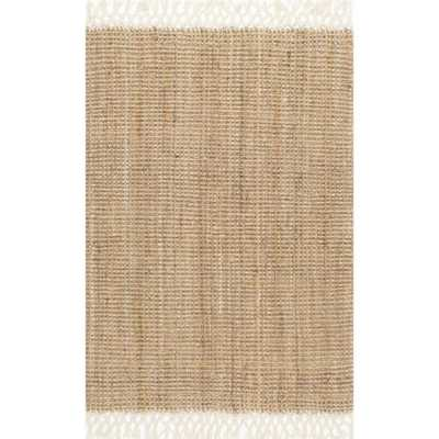 Raleigh Natural 9 ft. x 12 ft. Area Rug - Home Depot