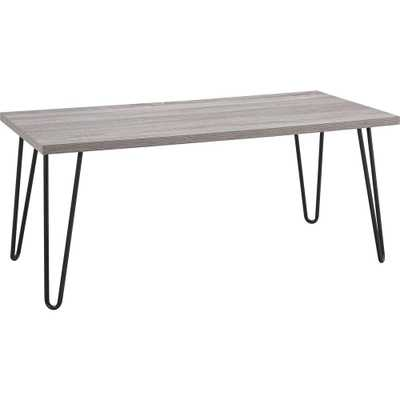 Montrose Sonoma Oak Coffee Table - Home Depot