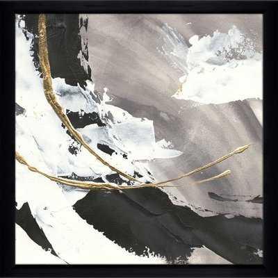 'Gilded Arcs I' Acrylic Painting Print - Wayfair