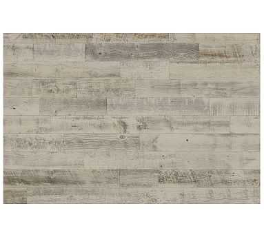 Stikwood Peel & Stick Wood Panels - Gray Reclaimed Weathered - Pottery Barn