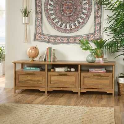 Liv Credenza TV Stand for TVs up to 70 - Wayfair