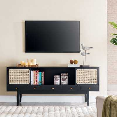 Dwight Cabinet/Enclosed storage TV Stand for TVs up to 70 inches - AllModern