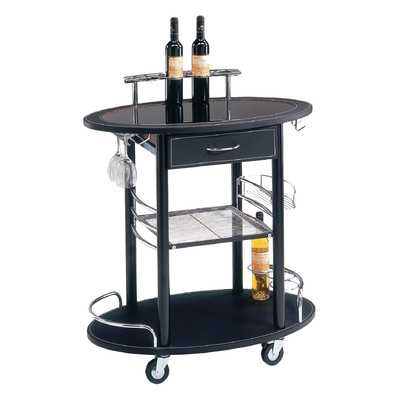 Bar Cart - Birch Lane
