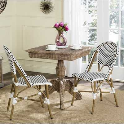 Lucia Stacking Patio Dining Chair - Birch Lane