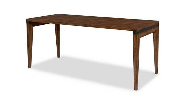 "Madera Chestnut 71"" Desk - Article"