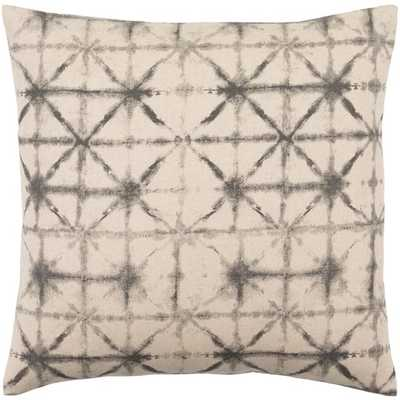 "Nebula 18"" x 18""  Pillow Shell with Polyester Insert - Neva Home"