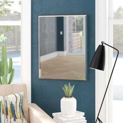 Logsdon Decorative Accent Mirror - Wayfair