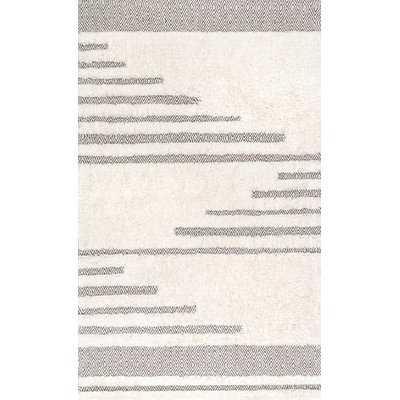 Ormside Cotton/Wool Ivory Area Rug - Wayfair