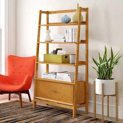 Destiny Etagere Bookcase - Wayfair