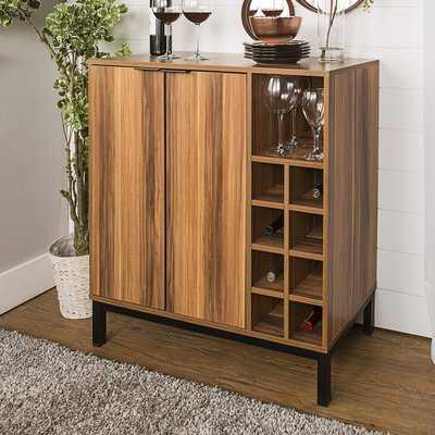 Orion Bar Cabinet - AllModern
