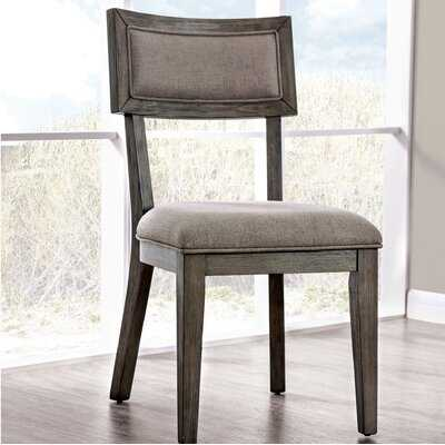 Clegg Upholstered Dining Chair (Set of 2) - Wayfair