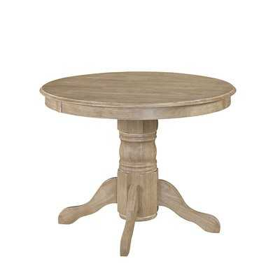 Brayan Pedestal Dining Table - Wayfair
