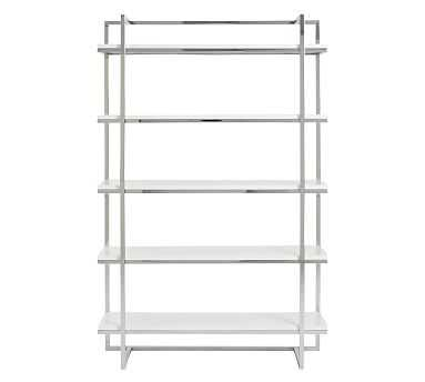 Gates Bookcase, White - Pottery Barn