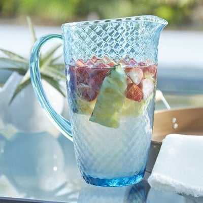 Elyse Plastic Pitcher - Birch Lane