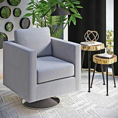 Elsmere Swivel Arm Chair - Wayfair