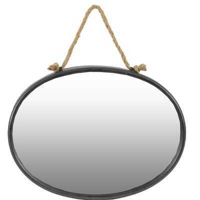 Dyson Oval Wall Mirror - Wayfair