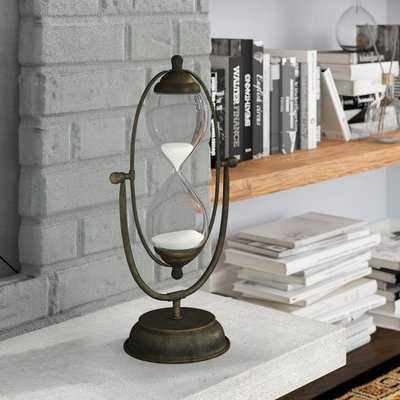 Havana Timeless Hourglass Decor - Wayfair