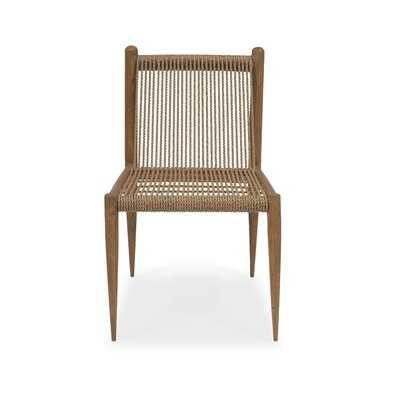 Montauk Solid Wood Dining Chair - Wayfair