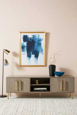 Odetta Media Console - Anthropologie