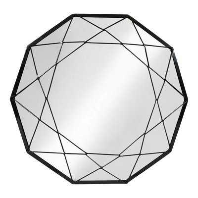 Conkle Metal Wall Mirror - Wayfair