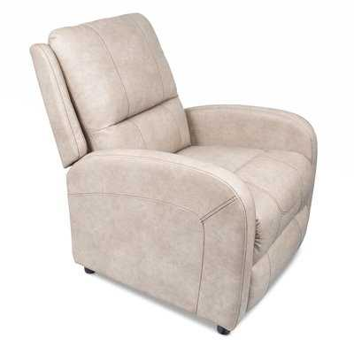 Deatherage Pushback Manual Recliner - Wayfair