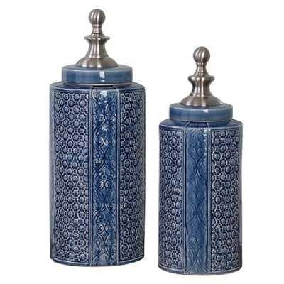 2 Piece Urn Set - Wayfair