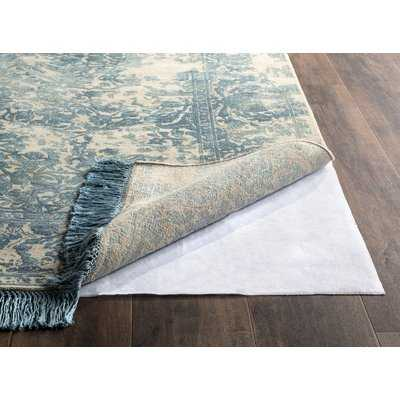 Howells Carpet-on-Carpet Polyester Rug Pad - Wayfair