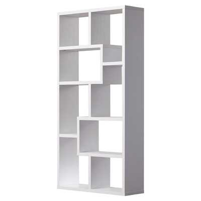 Chrysanthos Etagere Bookcase - Wayfair