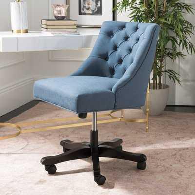 Soho Swivel Desk Chair - Wayfair
