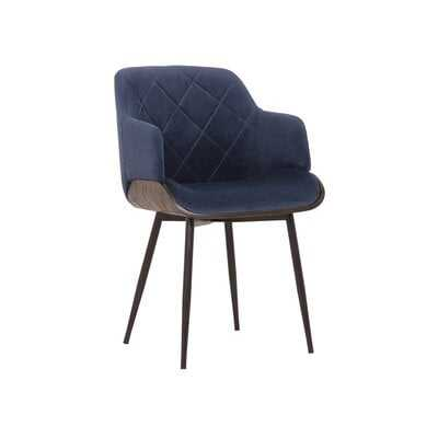 Brannum Upholstered Dining Chair - Wayfair